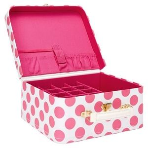 Pottery Barn Teen Manicure Pedicure Suitcase NEW